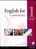 Ebook English for Construction 1