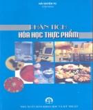 Ebook Phân tích hóa học thực phẩm: Phần 1 – Hà Duyên Tư