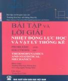Ebook Bài tập và lời giải nhiệt động học và vật lý thống kê: Phần 2 – Yung – Kuo Lim (chủ biên)