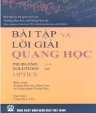 Ebook Bài tập và lời giải quang học: Phần 1 – Yung – Kuo Lim (chủ biên)