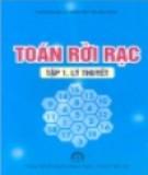 Ebook Toán rời rạc (Tập 1): Phần 1 – Nguyễn Địch, Nguyễn Thị Thu Thủy