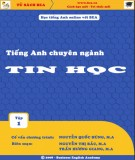 Ebook Tiếng Anh chuyên ngành Tin học (Tập 1): Phần 1 - Nguyễn Thị Bắc, Trần Hương Giang
