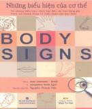 Body signs - Những biểu hiện của cơ thể: Phần 1
