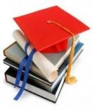 Khóa luận tốt nghiệp: Ly trích tinh dầu của cây rau má