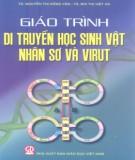 Giáo trình Di truyền học sinh vật nhân sơ và virut: Phần 1 – TS. Nguyễn Thị Hồng Vân, TS. Bùi Thị Việt Hà