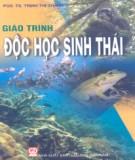 Giáo trình Độc học sinh thái: Phần 1 – PGS.TS. Trịnh Thị Thanh