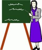 Lý thuyết Phương pháp dạy học Toán Tiểu học
