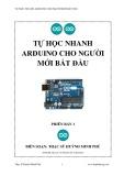 Tự học nhanh Arduino cho người mới bắt đầu - ThS. Huỳnh Minh Phú