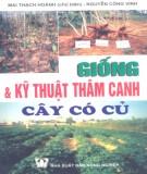 Ebook Giống và kỹ thuật thâm canh cây có củ: Phần 1 – Mai Thạch Hoàng (chủ biên), Nguyễn Công Vinh