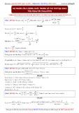 Dự đoán câu lượng giác trong kì thi THPTQG 2015 - Thầy Đặng Việt Hùng