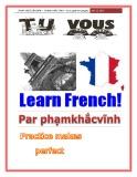 Ngữ pháp tiếng Pháp căn bản - Phạm Khắc Vĩnh