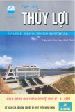 Tạp chí Thủy lợi: Số 334 (5 + 6/2000)
