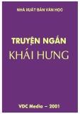 Truyện ngắn Khái Hưng - NXB Văn học