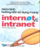 Giáo trình Hướng dẫn sử dụng mạng Interet và Intranet: Phần 2 – Hoàng Lê Minh (chủ biên)