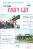 Tạp chí Thủy lợi Số 316 (5 + 6 – 1997)