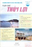 Tạp chí Thủy lợi Số 315 (3 + 4 – 1997)