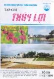 Tạp chí Thủy lợi Số 326 (1+2 – 1999)