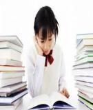 Biện pháp tổ chức, kiểm tra và đánh giá quá trình tự học của sinh viên