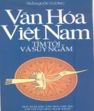 Ebook Văn hóa Việt Nam tìm tòi và suy ngẫm - Trần Quốc Vượng