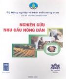 Ebook Nghiên cứu nhu cầu nông dân: Phần 2 – NXB Thống kê