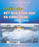 Ebook Tuyển tập kết quả khoa học và công nghệ 1999–2000: Phần 1 – NXB Nông nghiệp