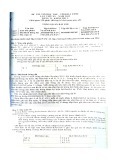 Đề thi Tin học trẻ - Tỉnh Hà Tĩnh lần thứ XV, năm 2012 - Bảng B, khối THCS