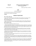 Luật số: 74/2014/QH13 - Luật giáo dục nghề nghiệp