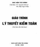 Giáo trình Lý thuyết kiểm toán: Phần 2 - TS. Nguyễn Viết Lợi, ThS. Đậu Ngọc Châu (chủ biên)