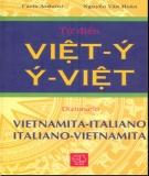 Từ điển thông dụng Việt Ý - Ý Việt: Phần 1