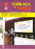 Tạp chí Toán học và Tuổi trẻ Số 455 (Tháng 5/2015)