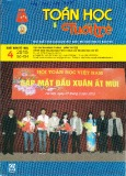 Tạp chí Toán học và Tuổi trẻ Số 454 (Tháng 4/2015)