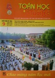Tạp chí Toán học và Tuổi trẻ Số 447 (Tháng 9/2014)