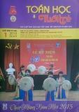 Tạp chí Toán học và Tuổi trẻ Số 451 (Tháng 1/2015)