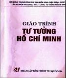 Giáo trình Tư tưởng Hồ Chí Minh: Phần 1 - NXB Chính trị quốc gia