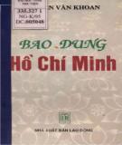 Sự bao dung của Hồ Chí Minh: Phần 1