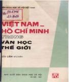 Hồ Chí Minh trong văn học thế giới - Việt Nam: Phần 1