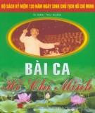 Ebook Bài ca Hồ Chí Minh: Phần 1 - TS. Đinh Thu Xuân