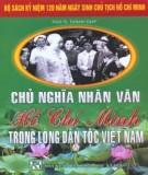 Ebook Chủ nghĩa nhân văn Hồ Chí Minh trong lòng dân tộc Việt Nam: Phần 2 - PGS.TS. Thành Duy