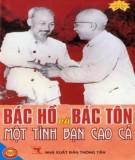 Ebook Bác Hồ và Bác Tôn - một tình bạn cao cả: Phần 1 - Trần Đương