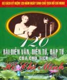 120 bài diễn văn, diễn từ, đáp từ của Chủ tịch Hồ Chí Minh: Phần 1