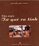 Ebook Tản mạn từ quê ra tỉnh: Phần 2 - Nguyễn Duy Năng