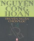 Ebook Nguyễn Công Hoan truyện ngắn chọn lọc (Tập 2): Phần 1 - NXB Hội Nhà văn