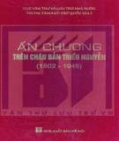 Châu bản triều Nguyễn - Ấn chương(1802 - 1945): Phần 1
