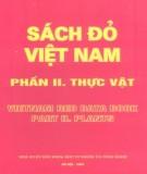 Ebook Sách đỏ Việt Nam (Phần II: Thực vật): Phần 1 - NXB Khoa học Tự nhiên và Công nghệ
