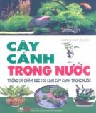 Kỹ thuật Trồng và chăm sóc 100 loại cây cảnh trong nước - Cây cảnh trong nước: Phần 2