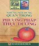Ebook Những nội dung quan trọng của phương pháp thực dưỡng: Phần 2 - Sakurazawa Ohsawa
