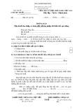 Mẫu số: 04/TBT-TKQT-TNCN - Thông báo nộp thuế thu nhập cá nhân đối với thu nhập từ thừa kế, quà tặng