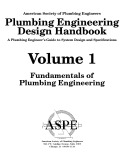 Ebook Plumbing Engineering Design Handbook - Vol 1 (2004)