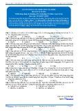 Các phương pháp xác định công thức phân tử của hợp chất hữu cơ (bài tập tự luyện)