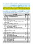 Hướng dẫn lập, đọc báo cáo tài chính theo Thông tư 200